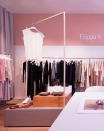 Kleding en producten displays