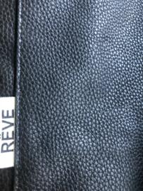 Tote  Reversible - Zwart /Zebra Natural