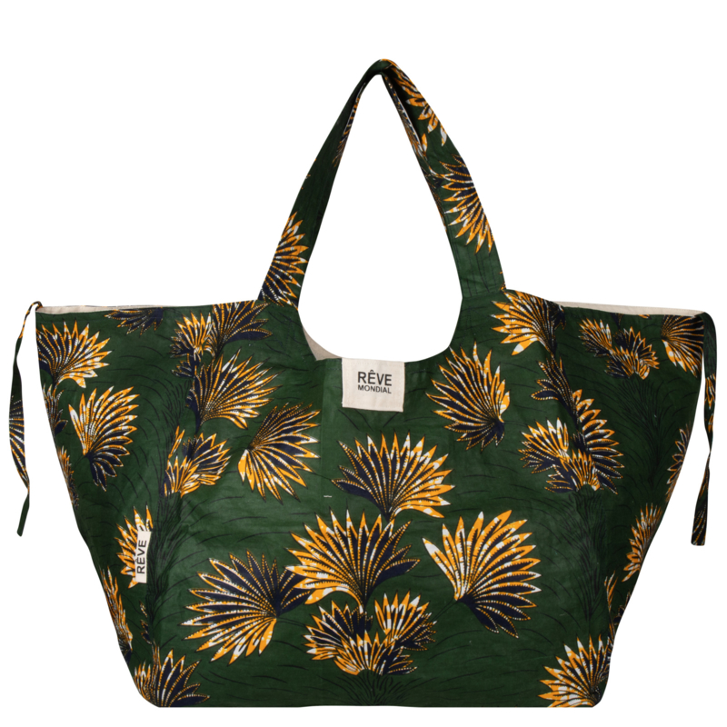 Shopper - Palm Green-SOLD OUT