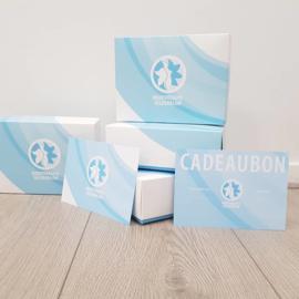 Cadeaubon t.w.v. € 22,50