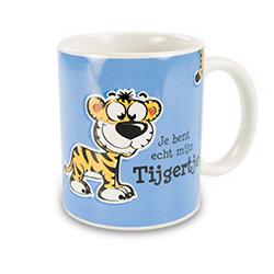 je bent echt mijn tijgertje