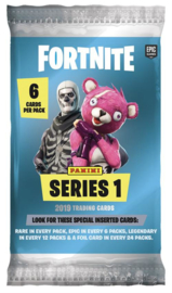 Panini booster pack Fortnite