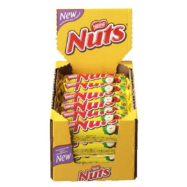 Nuts Hazelnoot 24 x 42 gram