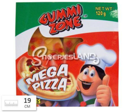 Gummi Zone Mega Pizza