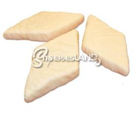 Chocospekken wit