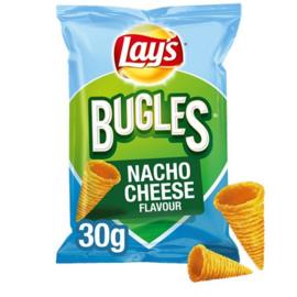 Lay's Bugles nacho cheese 24 x 30 gram