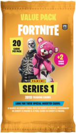 Panini value pack Fortnite
