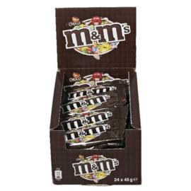 M&M's Choco 24 x 45 gram
