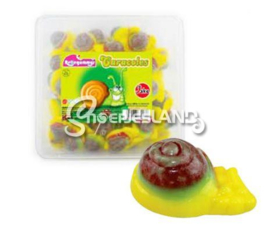 Jake box filled Snails