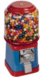 Beaver kauwgombal automaat rood/blauw