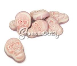 Vidal box filled Skulls
