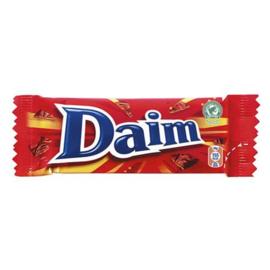 Daim Krokante Karamel Chocolade 36 X 28 gram