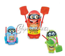 Johny Bee Cleaning Robot