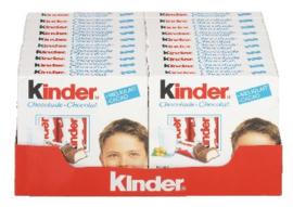 Ferrero Kinderchocolade T4 20 x 50 gram