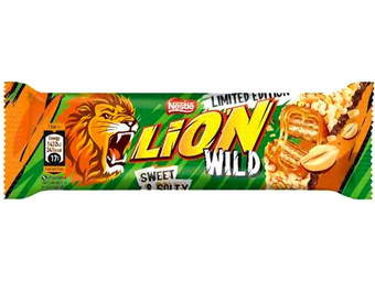 Lion Sweet & Salty