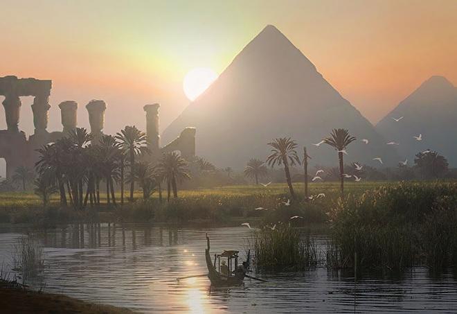 Inwijding van het Piramidenstelsel