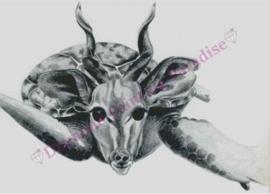 antilopen 70x50 cm