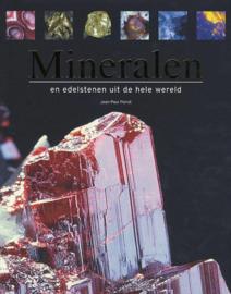 Mineralen En Edelstenen Uit De Hele Wereld , Jean-Paul Poirot