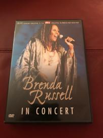 Brenda Russel in concert