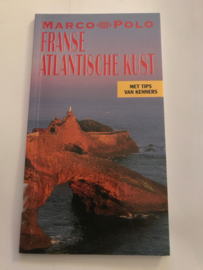 Marco Polo Reisgids Franse Atlantische Kust