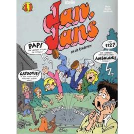 Jan Jans & kinderen 41 Jan Jans Auteur: Studio Jan Kruis Serie: Jan, Jans en de kinderen