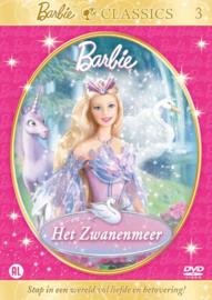 Barbie - Het Zwanenmeer stap in een weteld vol betovering