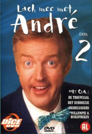 Andre Van Duin 2 - Lach Mee Met Lach Mee Met André ,  André van Duijn