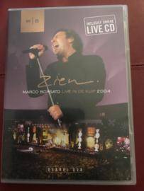 Marco Borsato - Zien Live In De Kuip (2DVD + cd) ,Marco Borsato