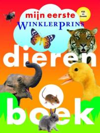Winkler Prins - Mijn eerste Winkler Prins Dierenboek , Dawn Sirett  Serie: Winkler Prins