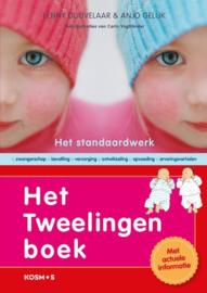 Het tweelingenboek het standaardwerk , Lenny Duijvelaar
