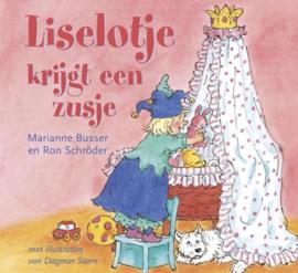 Liselotje - Liselotje Krijgt Een Zusje , Marianne Busser  Serie: Liselotje