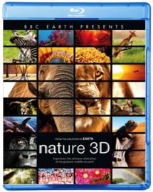 BBC Earth - Nature 3D (3D+2D Blu-ray) (Blu-ray is niet afspeelbaar in normale DVD-spelers!) Stemmen orig. versie: Idris Elba