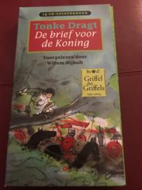 De brief voor de koning luisterboek, Tonke Dragt