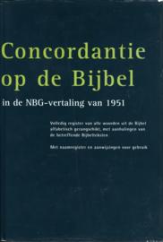 Concordantie op de Bijbel in de nieuwe vertaling van het Nederlands Bijbelgenootschap ,  W.H. Gispen