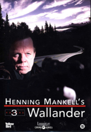 WALLANDER BOX VOLUME 3 , Krister Henriksson  Serie: Wallander