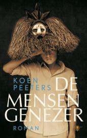 De mensengenezer Winnaar ECI Literatuurprijs 2017 ,  Koen Peeters