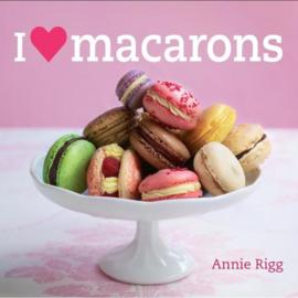I love macarons , Annie Rigg