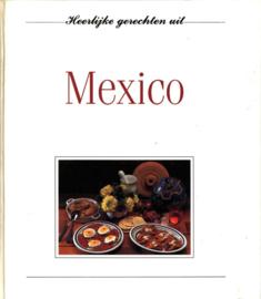 Heerlyke gerechten uit Mexico , Wiebe Andringa
