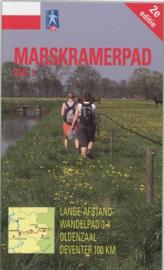 Marskramerpad 1 wandelen in Overijssel , R. Wolfs Serie: Lange-Afstand-Wandelp