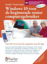 Windows 10 voor de beginnende senior computergebruiker voor het eerst met de computer aan de slag , Studio Visual Steps