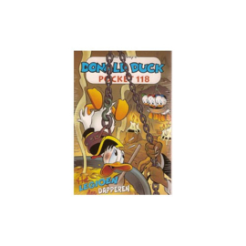 Donald Duck Pocket / 118 Het legioen der dapperen , Walt Disney Studio's