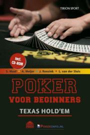 Poker voor beginners Texas Hold'Em Luitzen Van Der Sluis ,  Sijbrand Maal