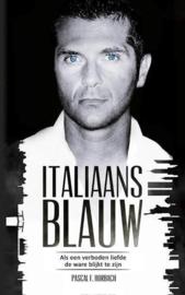 Italiaans blauw als een verboden liefde de ware blijkt te zijn , Pascal F. Horbach