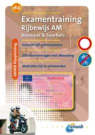 Examentraining Rijbewijs AM-Brommer&Snorfiets , ANWB