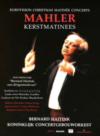 Mahler Kerstmatinees Bernard Haitink , Bernard Haitink Royal Concertgebouw Orchestra