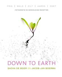 Down to earth Fris, mals, zilt, aards, zoet , Sacha de Boer