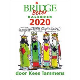 Bridge Scheurkalender 2020 ,  Kees Tammens