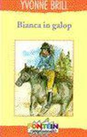 Bianca in galop , Y. Brill