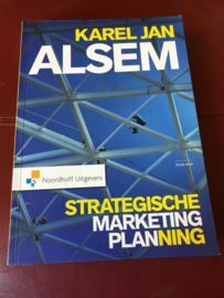 Strategische marketingplanning theorie, technieken, toepassingen