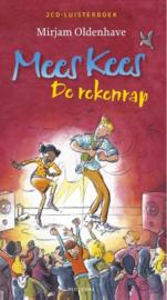 Mees Kees - De rekenrap (2CD-luisterboek) Ingesproken door: Mirjam Oldenhave , Mirjam Oldenhave Serie: Mees Kees